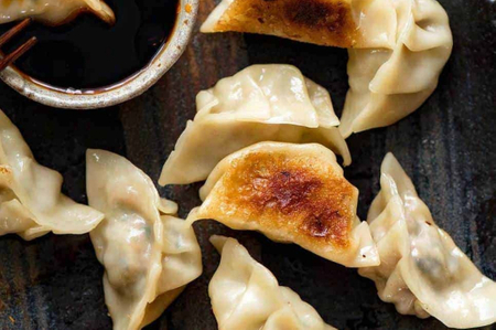 Cooking methods: Chinese Potstickers!
