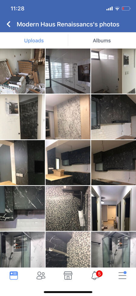 Sharing on HDB BTO renovation