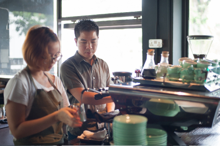 Learn to be a Barista